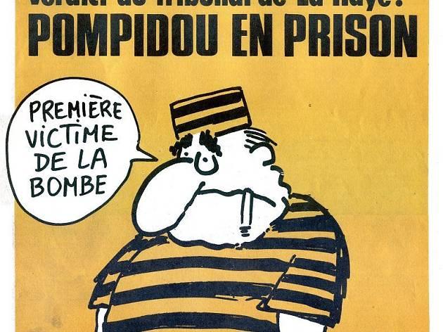 (Charlie Hebdo n° 137, 2 juillet 1973)