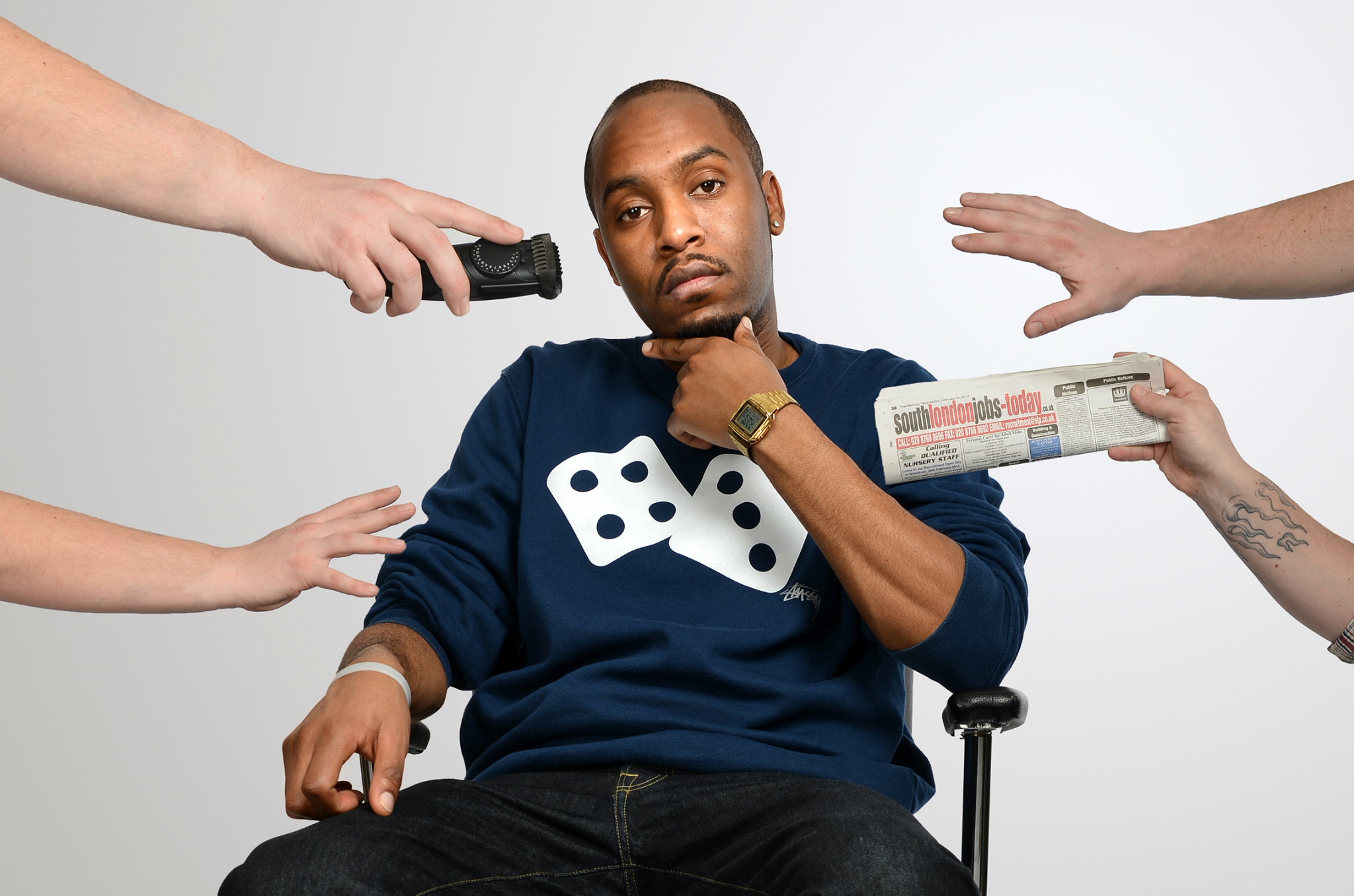 Dane Baptiste – Reasonable Doubts