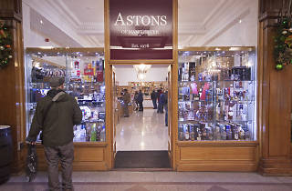 Aston's, Shopping, Manchester