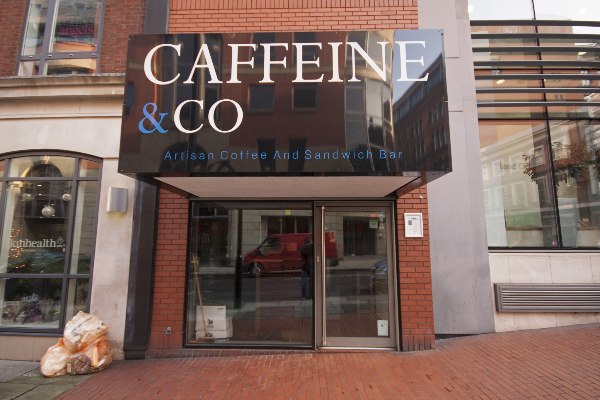 Caffeine & Co, Cafes, Manchester