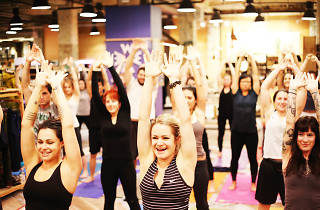 Ten free workout classes to try this month
