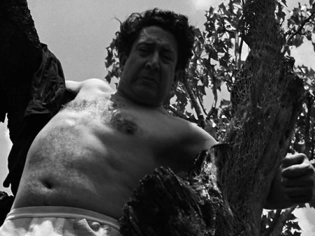 Siqueiros El hombre al desnudo