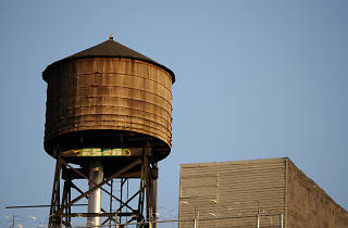 New York may get a second water tower bar—this time legal and in Williamsburg