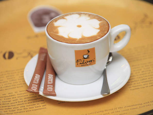 Recommended cafés in Colombo