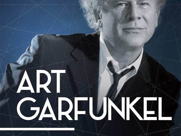 Art Garfunkel, à La Cigale, 2015