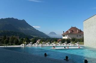 Bains de la Gruyere, Swiss spa, Time Out Switzerland