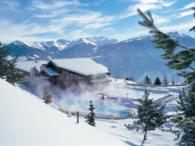 Thermalp • Les Bains d'Ovronnaz