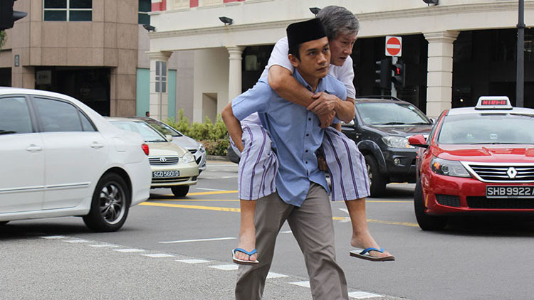 The Malay Man and His Chinese Father