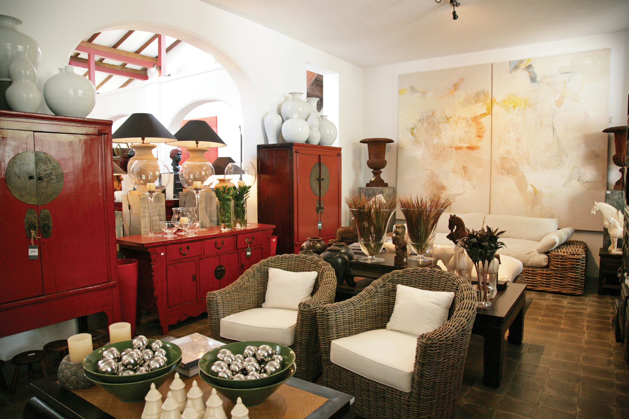 Shopping In Colombo Furniture Handicrafts And Textiles Time Out