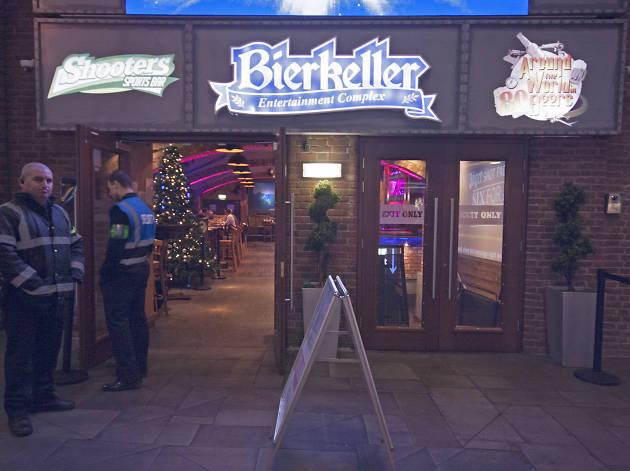 The Bierkeller, Bars, Manchester