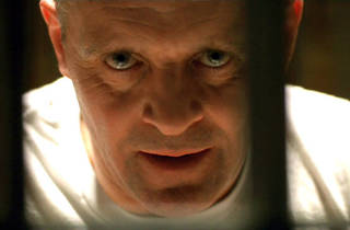 Outdoor cinema: The Silence of the Lambs