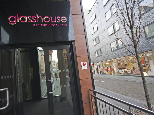 Glasshouse Bar & Restaurant, Restaurants, Manchester