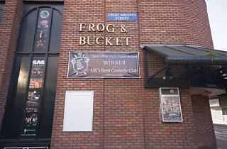 The Frog & Bucket, Comedy, Pubs, Manchester