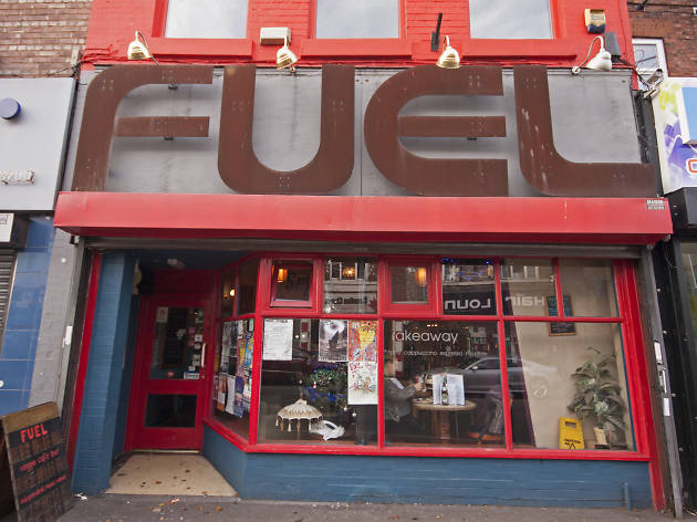 Fuel, Bars and pubs, Manchester