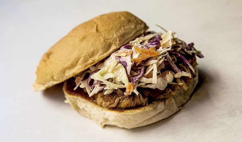 Chivuos pulled pork