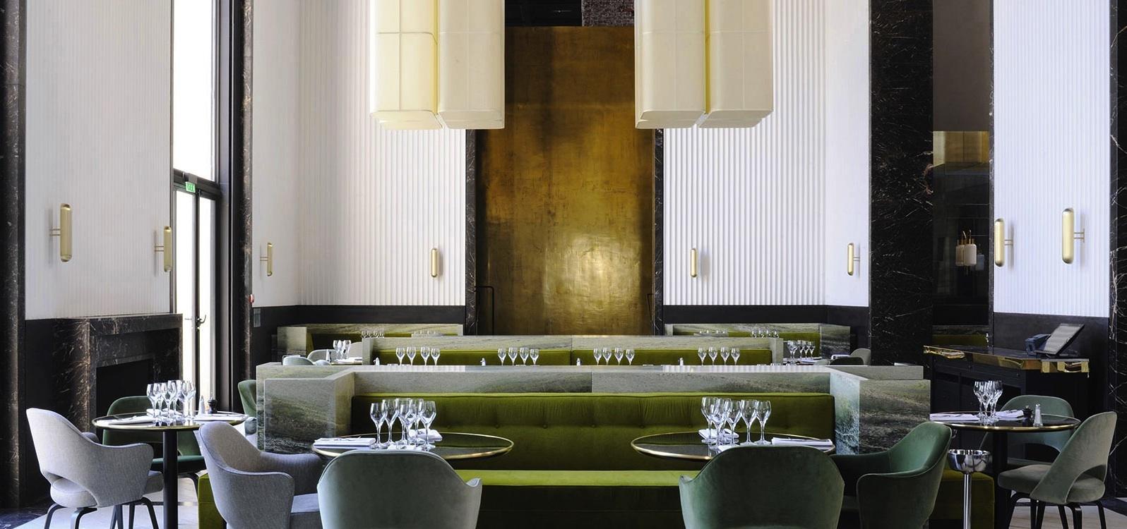 Restaurant Monsieur Bleu - Palais de Tokyo