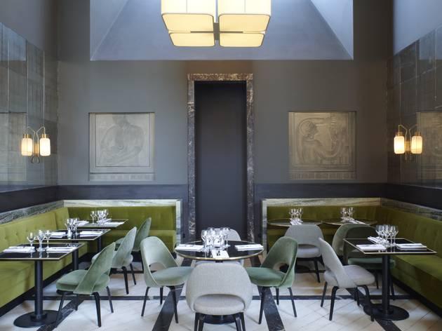Les bars et restaurants des musées