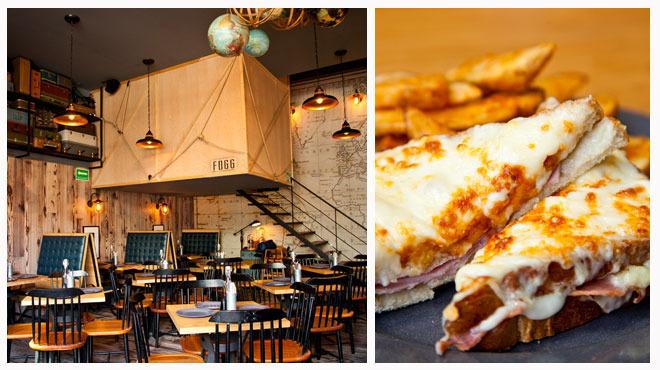 Restaurantes y cafés en Interlomas