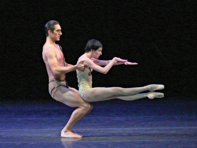 New York City Ballet's The Cage by Jerome Robbins