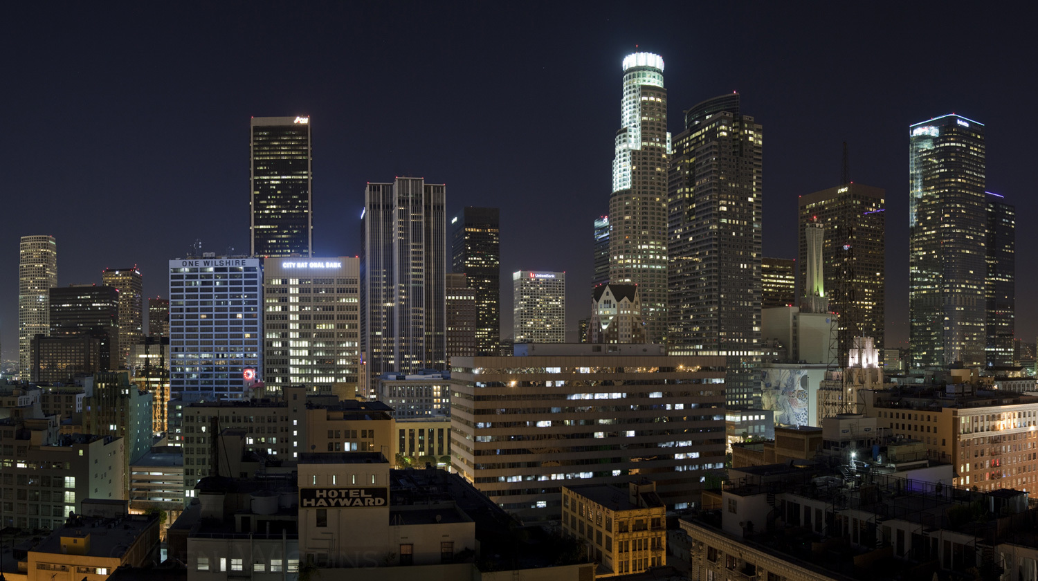 Comedians describe Downtown LA in five words or less