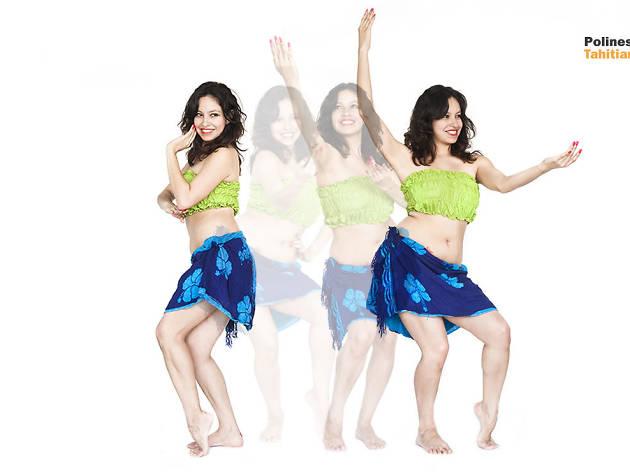 Concurso de baile contra la homofobia
