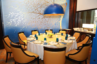 Golden Dragon is a Chinese restaurant in Colombo