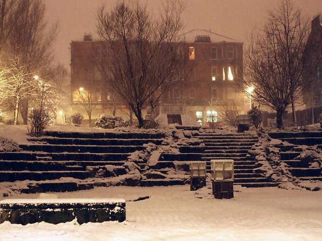 Park in Garnethill