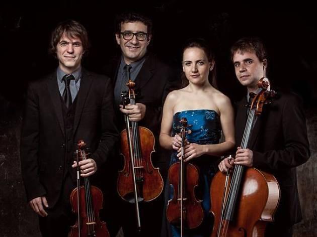 Intèrprets catalans: Quartet Qvixote