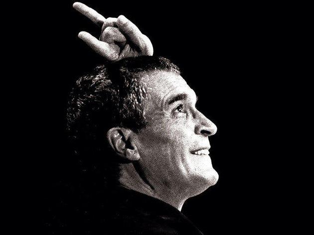 Recordar a Pepe Rubianes en su sala en el Capitol