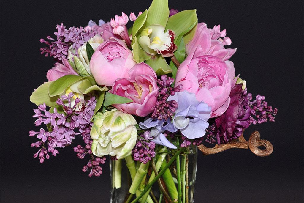 Ultra Violet Flowers