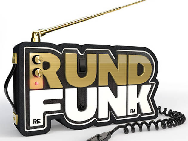 Rundfunk opening party