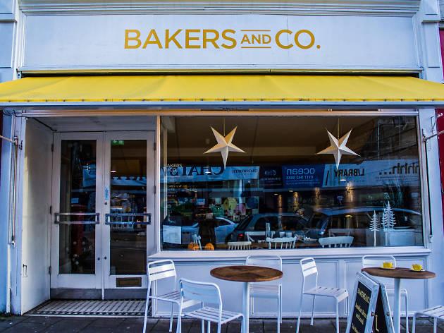 Bakers & Co, Gloucester Road, Bristol