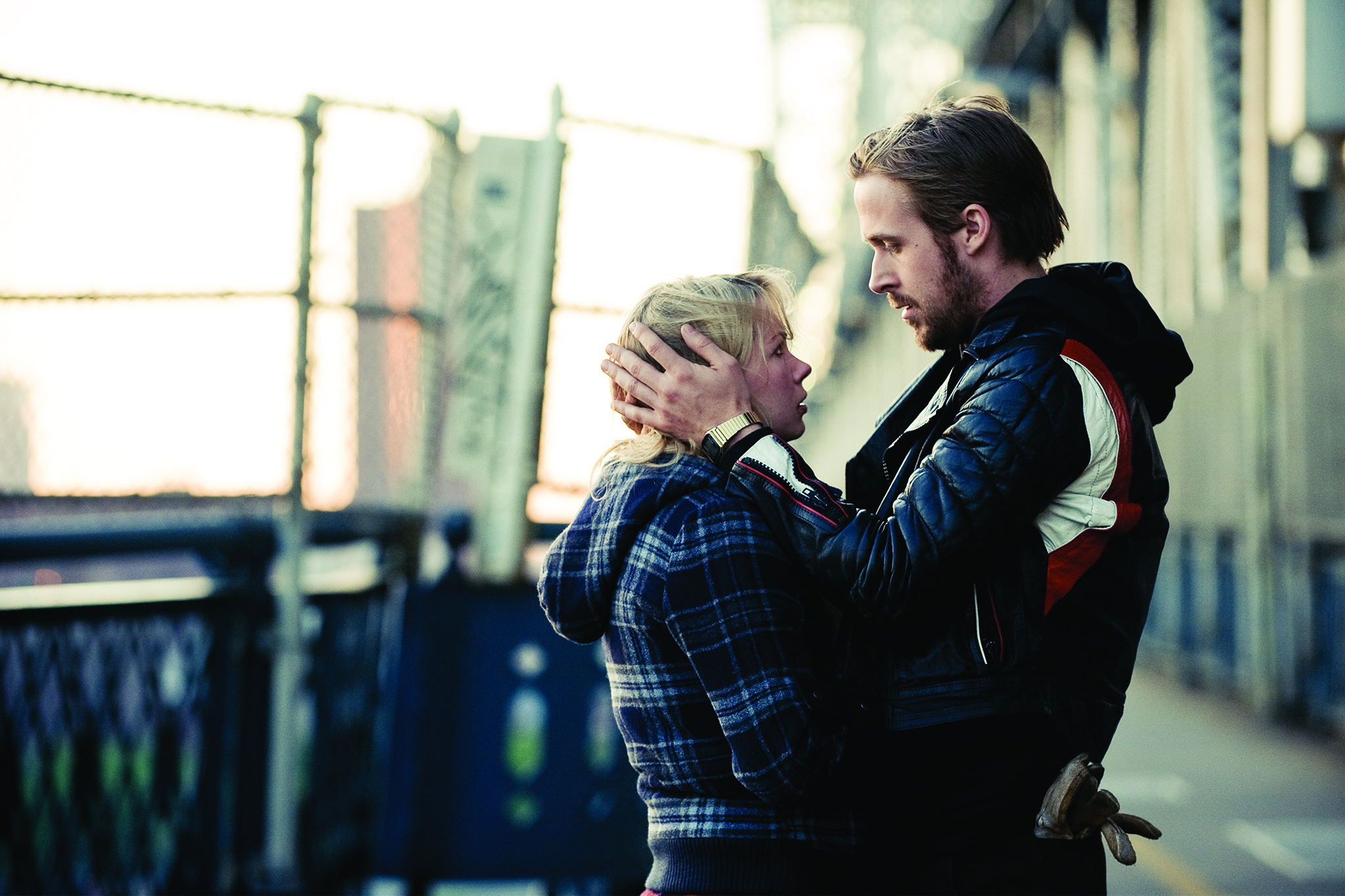100 sex scenes, Blue Valentine