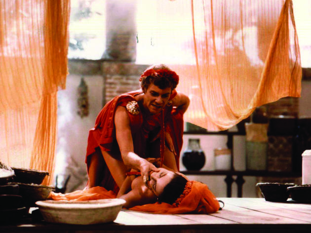 100 sex scenes, Caligula
