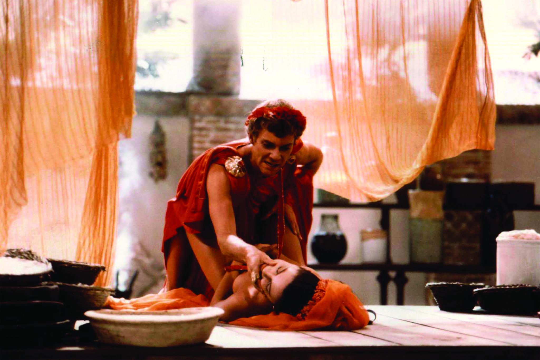 Сексуальные утехи императоров 24 фотография