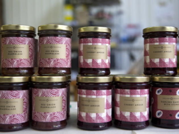 England Preserves, Monmouth Coffee