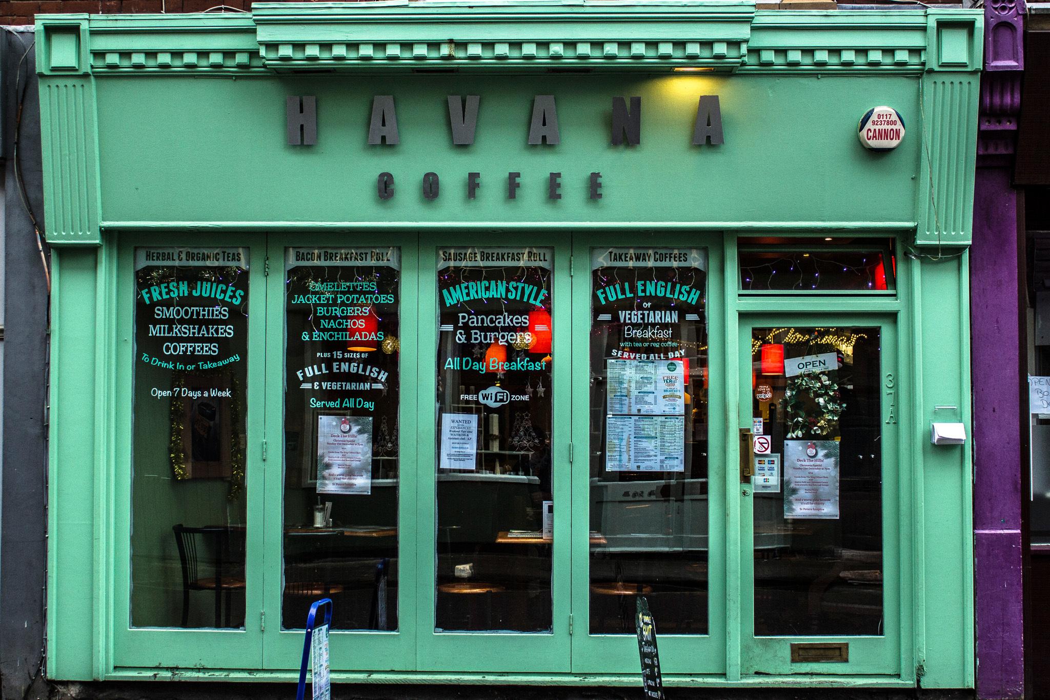 Havana, Cotham, Bristol