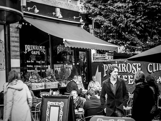 Primrose Cafe, Clifton, Bristol