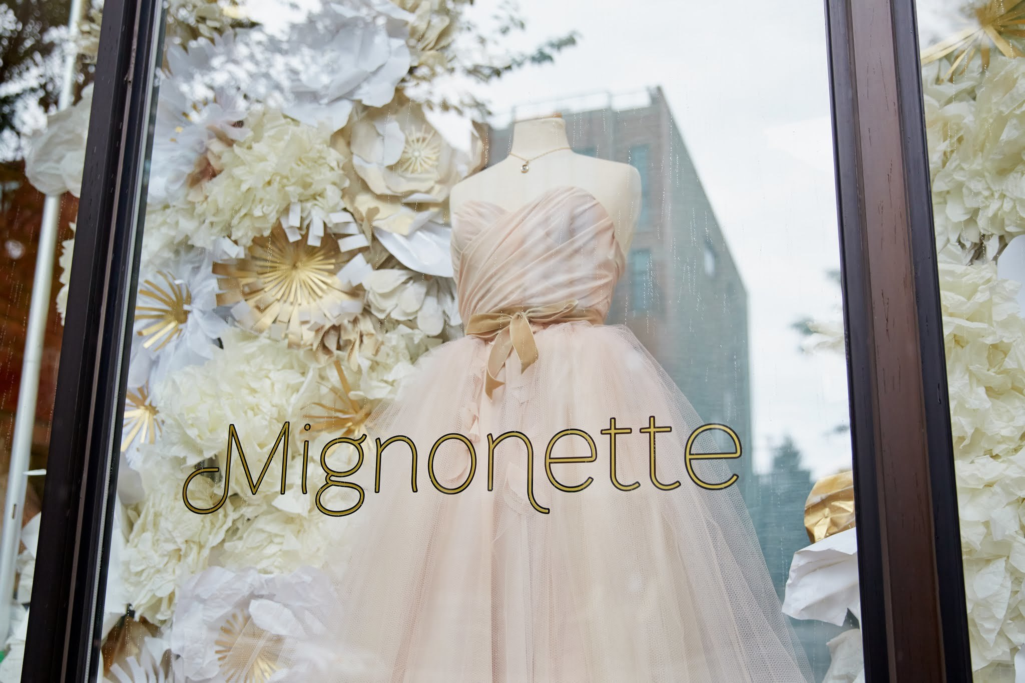 The best bridal shops in chicago for the perfect wedding dress mignonette bridal junglespirit Gallery