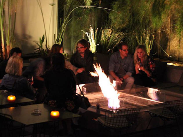 Fireside Chat Series at the Standard