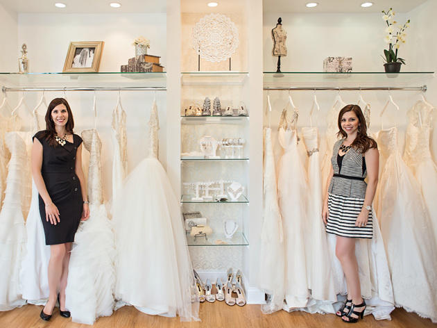 The best bridal shops in Chicago for the perfect wedding dress