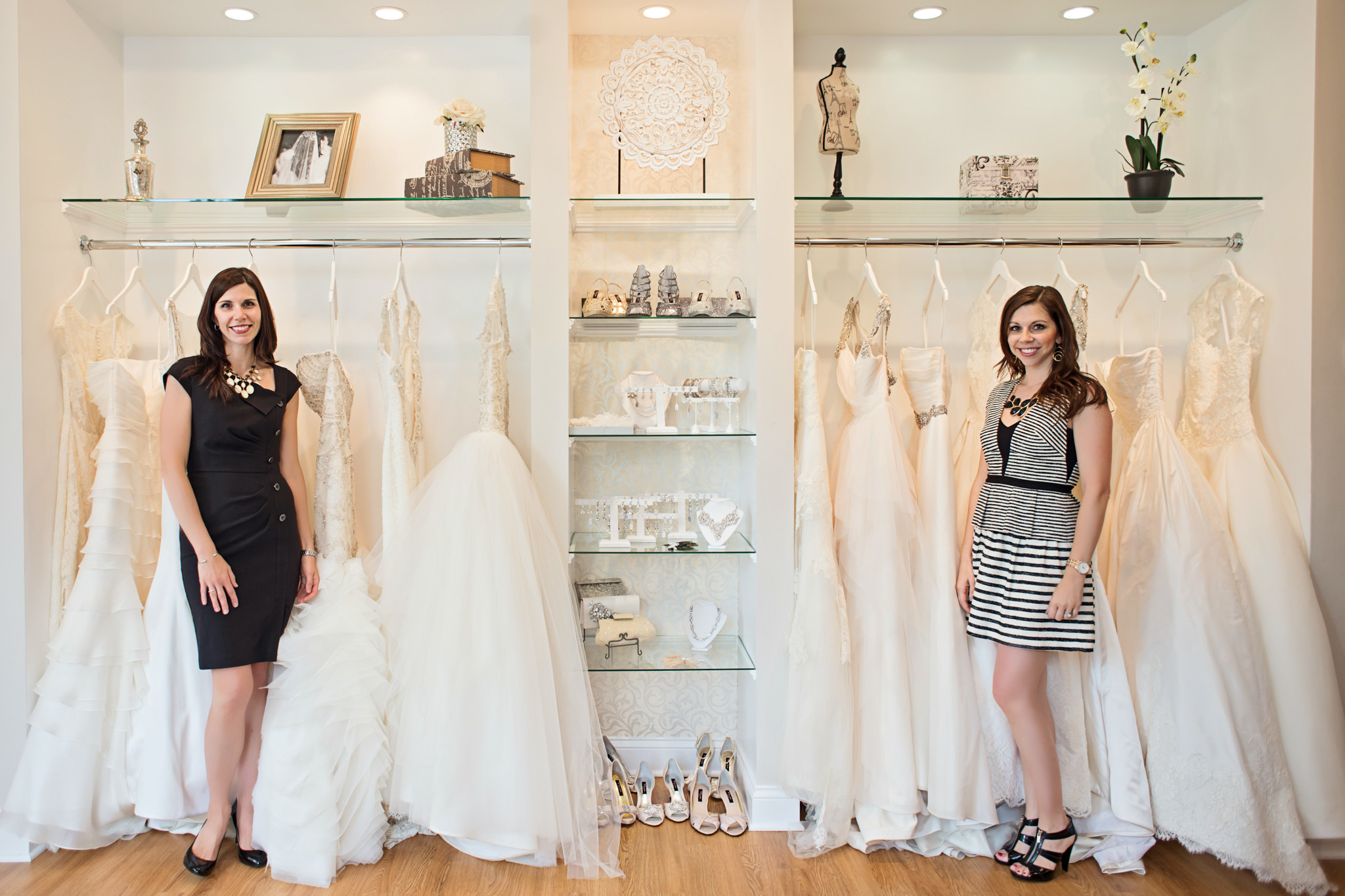 best bridal shops in Chicago for the perfect wedding dress
