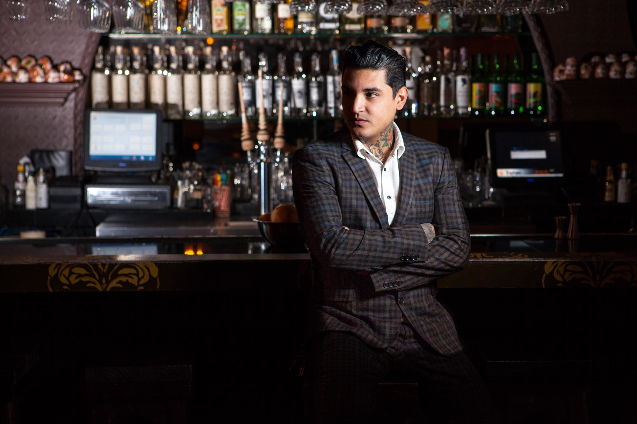 Gilbert Marquez wants you to drink more mezcal