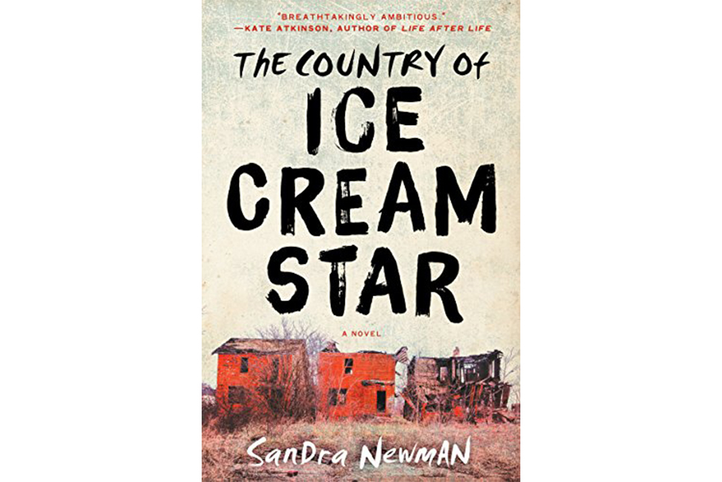 The Country of Ice Cream Star by Sandra Newman (Ecco, $26.99)