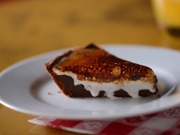Butter & ScotchDish: Smores Pie