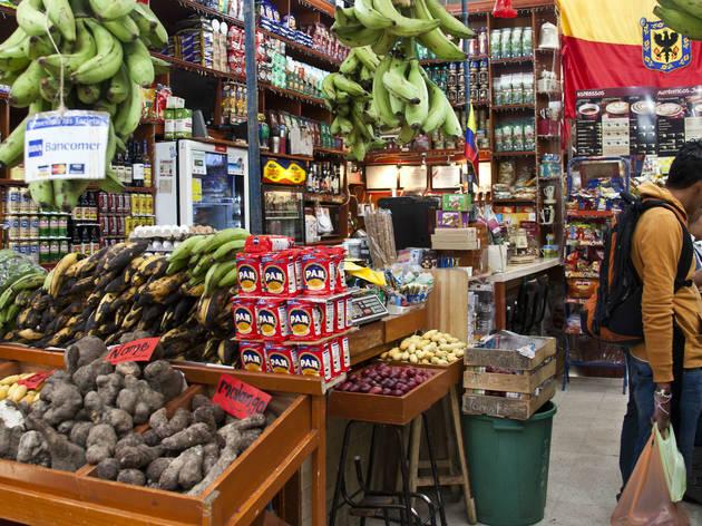 Mercado Medellín  (Foto: Alejandra Carbajal)