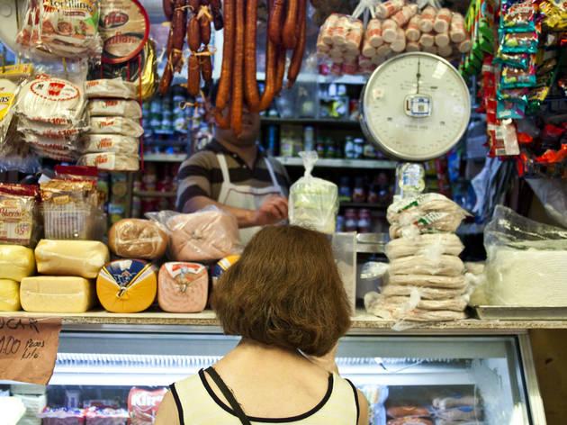 Mercado Álamos (Foto: Alejandra Carbajal)