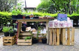 Mercado el 100 (Foto: Ariette Armella)
