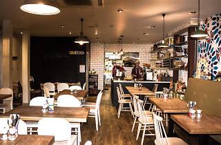 Souk Kitchen, Bristol, North Street