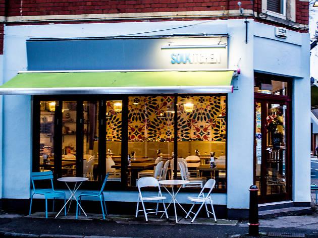 Souk Kitchen 2, Bristol, North Street